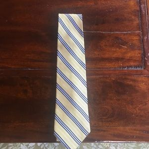 Brooks Brothers Tie Navy and gold